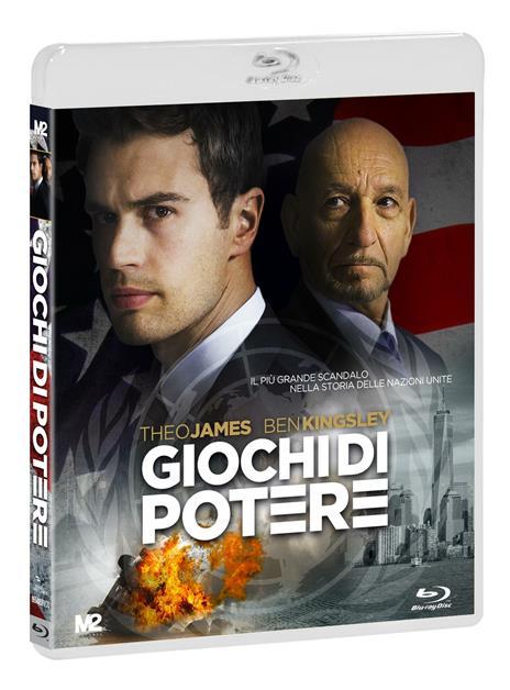 Giochi di potere (DVD) di Per Fly - DVD