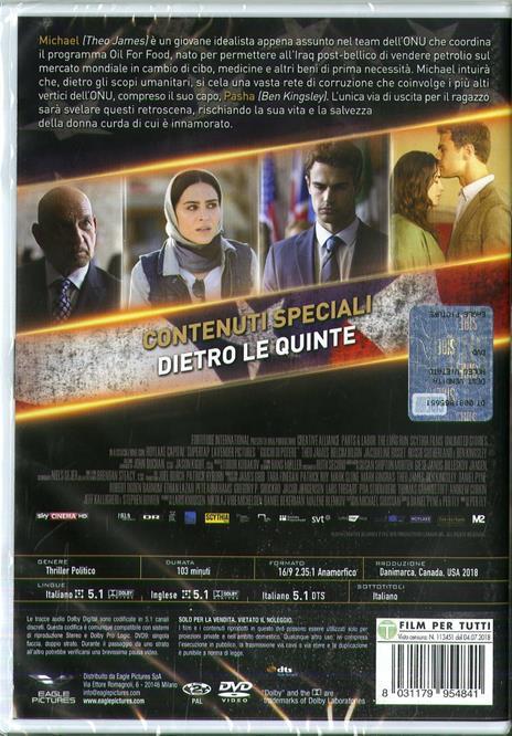 Giochi di potere (DVD) di Per Fly - DVD - 2