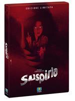 Suspiria. Edizione numerata e restaurata. Con Digibook (DVD + Blu-ray)