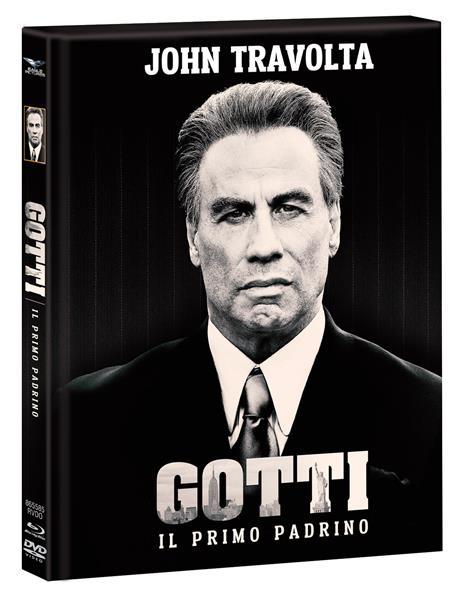 Gotti. Il primo padrino. Limited Edition Mediabook (Blu-ray) di Kevin Connolly - Blu-ray