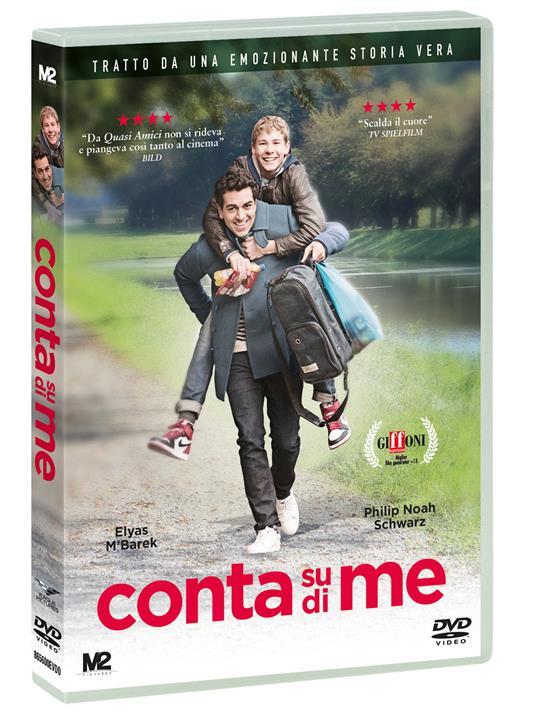 Conta su di me (DVD) di Marc Rothemund - DVD