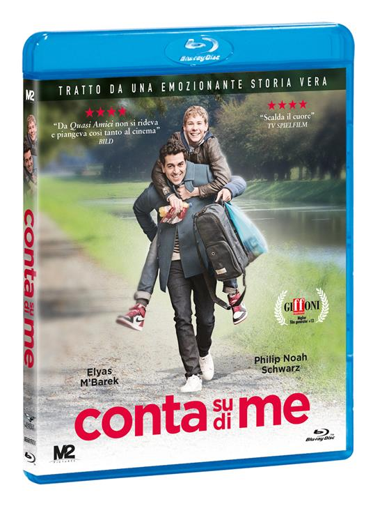 Conta su di me (Blu-ray) di Marc Rothemund - Blu-ray