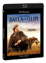 Balla coi lupi. Edizione con Card da collezione. (DVD + Blu-ray)