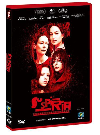 Suspiria (2019). Con card da collezione (DVD) di Luca Guadagnino - DVD