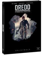 Dredd. Il giudice dell'apocalisse (DVD + Blu-ray)
