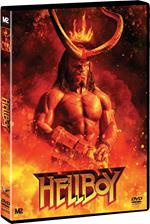 Hellboy. Con card da collezione (DVD)