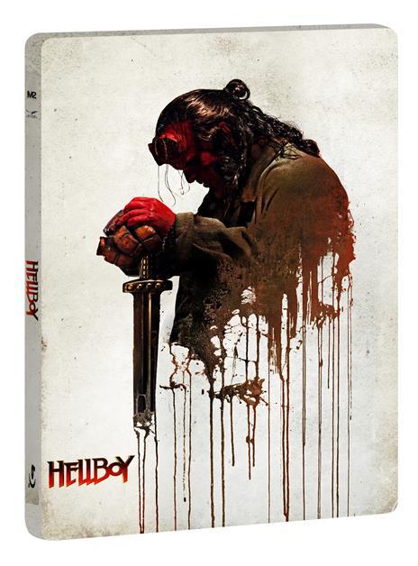 Hellboy. Con Steelbook e card da collezione (DVD + Blu-ray) di Neil Marshall - DVD + Blu-ray