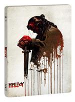 Hellboy. Con Steelbook e 10 card da collezione (Blu-ray + Blu-ray 4K Ultra HD)
