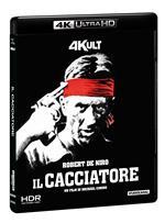 Il cacciatore. (Blu-ray + Blu-ray 4K Ultra HD)