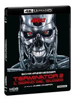 Terminator 2. Il giorno del giudizio (Blu-ray + Blu-ray 4K Ultra HD)