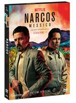 Narcos Mexico. Stagione 1. Serie TV ita. Special Edition (4 DVD)