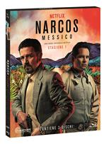 Narcos Mexico. Stagione 1. Serie TV ita. Special Edition (3 Blu-ray)