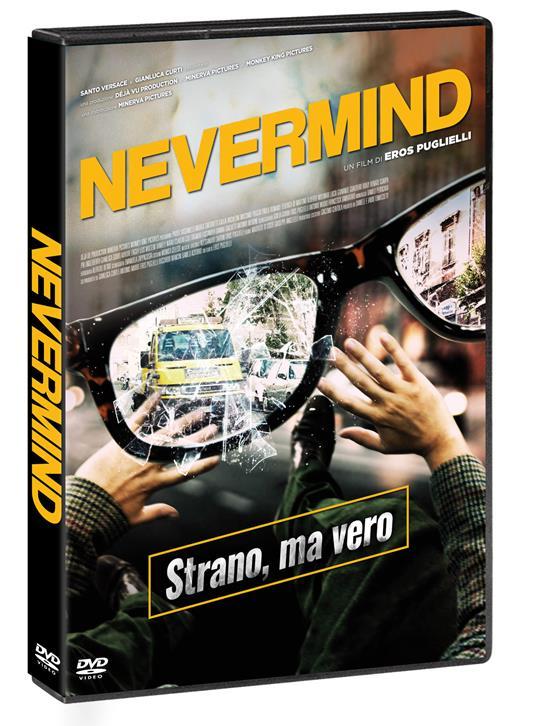 Nevermind (DVD) di Eros Puglielli - DVD