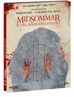 Midsommar. Il villaggio dei dannati. Director's Cut con Postcard (Blu-ray + Blu-ray 4K Ultra HD)