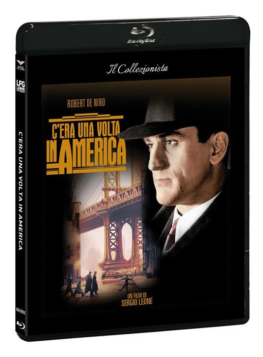 C'era una volta in America (DVD + Blu-ray) di Sergio Leone - DVD + Blu-ray