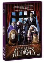 La famiglia Addams + Booklet Gioca&Colora (DVD)
