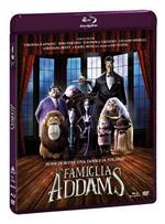 La famiglia Addams (Blu-ray + DVD + Booklet Gioca&Colora)