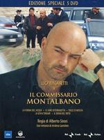 Il Commissario Montalbano. Volume #01 (Stagioni 2000-2002) (5 DVD)
