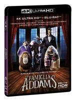 La famiglia Addams (Blu-ray 4K + Blu-ray + Booklet Gioca&Colora)