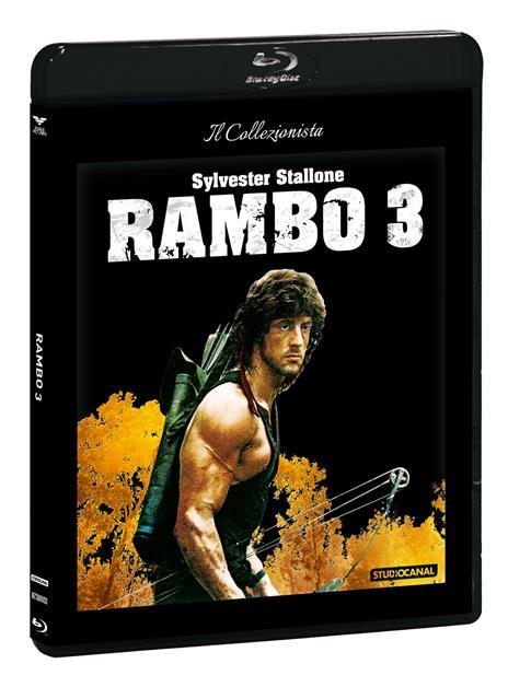 Rambo 3 (Blu-ray + DVD) di Peter MacDonald - DVD + Blu-ray