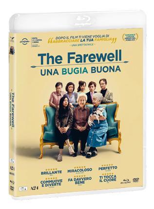 The Farewell. Una bugia buona (DVD + Blu-ray) di Lulu Wang - DVD + Blu-ray