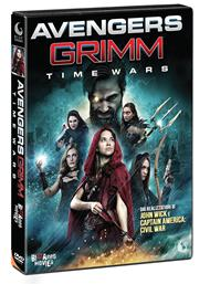 Avengers Grimm Time Wars (DVD)