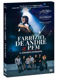 Fabrizio De Andrè & PFM. Il concerto ritrovato (DVD)