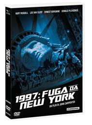 1997: Fuga da New York (DVD con calendario 2021)