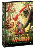 Le avventure di Wuba. Il piccolo principe zucchino (DVD)