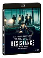 Resistance. La voce del silenzio (DVD + Blu-ray)