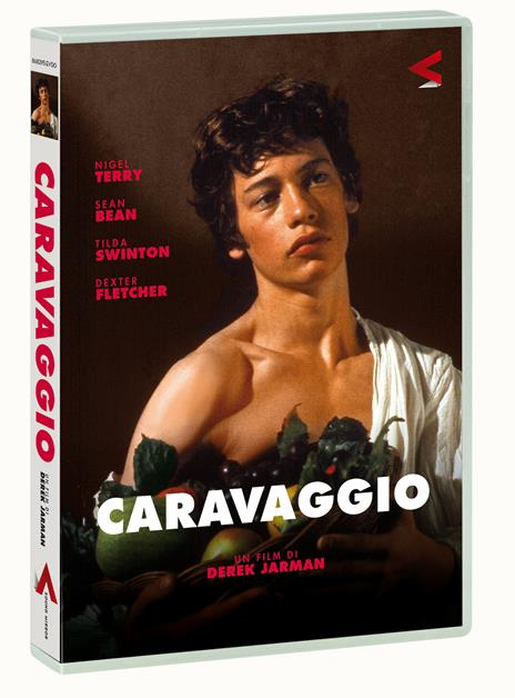 Caravaggio (DVD) di Derek Jarman - DVD