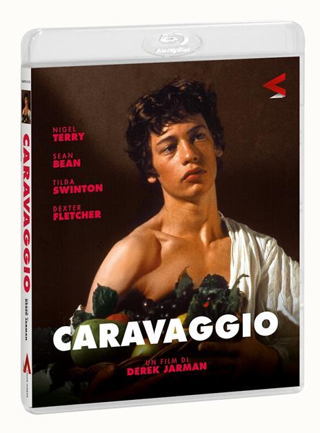 Caravaggio (Blu-ray) di Derek Jarman - Blu-ray