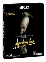 Apocalypse Now. Con card numerata (Blu-ray + Blu-ray Ultra HD 4K)