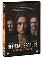 Official Secrets. Segreto di stato (DVD)