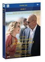 Il commissario Montalbano vol.11. Stagione 2020. La rete di protezione -  Salvo amato, Livia mia (DVD)