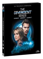 Cofanetto The Divergent Series. New Edition (4 Blu-ray)
