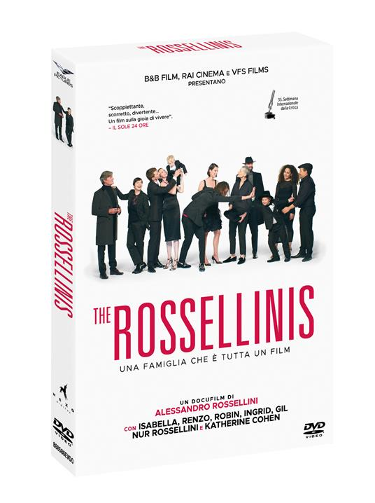 The Rossellinis (DVD) di Alessandro Rossellini - DVD