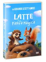 Latte e la pietra magica (DVD)