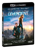 The Divergente Series. Divergent (Blu-ray + Blu-ray Ultra HD 4K)