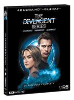 Trilogia Divergent Series 4K. Con Slipcase (Blu-ray + Blu-ray Ultra HD 4K)