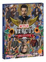 Narcos. Messico. Stagione 2. Serie TV ita (3 Blu-ray)