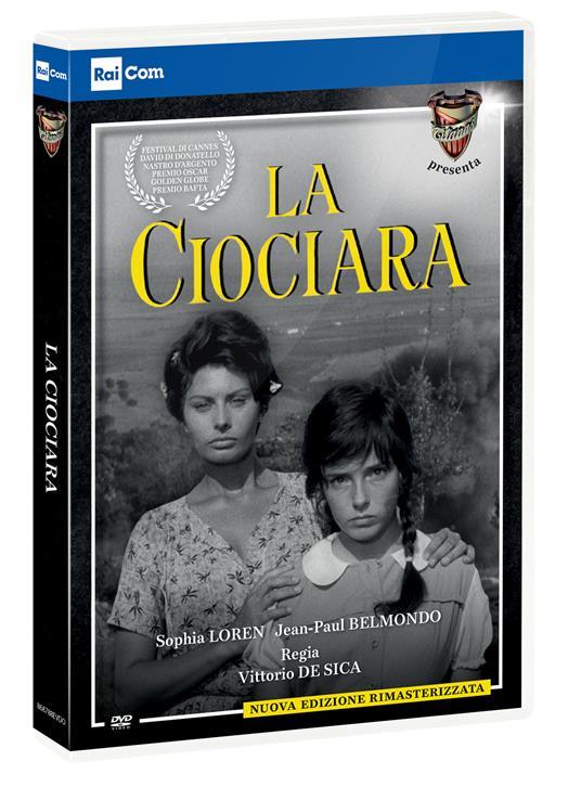 La ciociara (DVD) di Vittorio De Sica - DVD