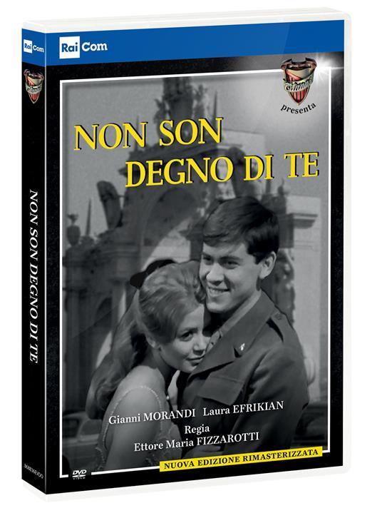 Non son degno di te (DVD) di Ettore Fizzarotti - DVD
