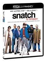 Snatch. Lo strappo (Blu-ray + Blu-ray Ultra HD 4K + Card da collezione numerata)