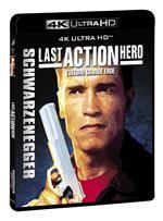 Last Action Hero  (Blu-ray + Blu-ray Ultra HD 4K + Card da collezione numerata)