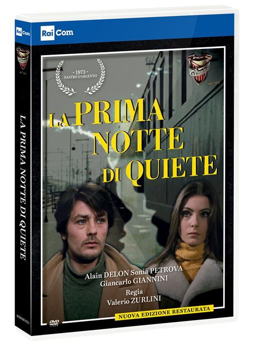 La prima notte di quiete (DVD) di Valerio Zurlini - DVD
