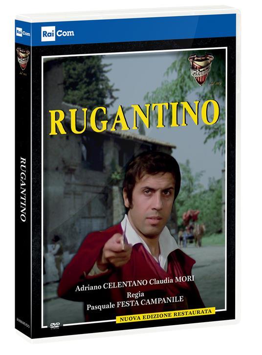Rugantino (DVD) di Pasquale Festa Campanile - DVD
