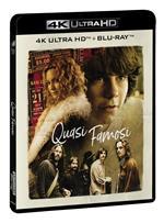 Almost Famous  (Blu-ray + Blu-ray Ultra HD 4K + Card da collezione numerata)