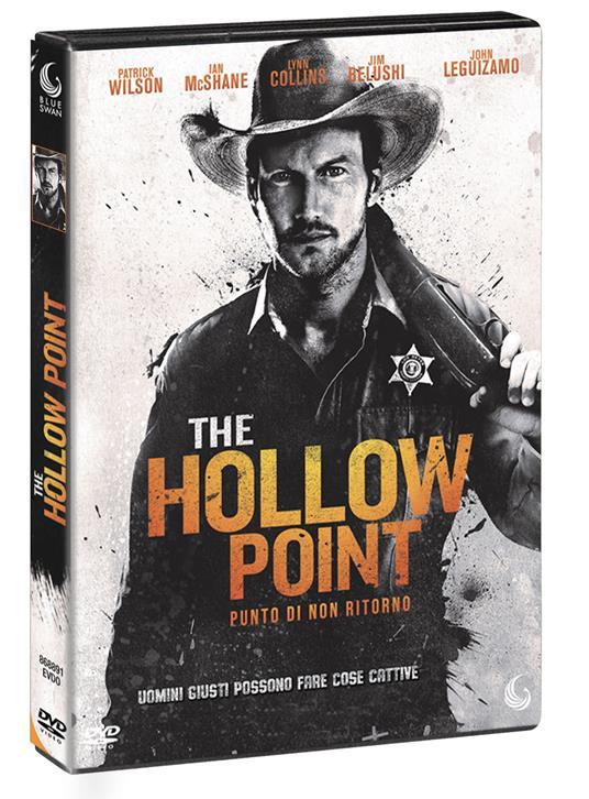 The Hollow Point. Punto di non ritorno (DVD) di Gonzalo López-Gallego - DVD