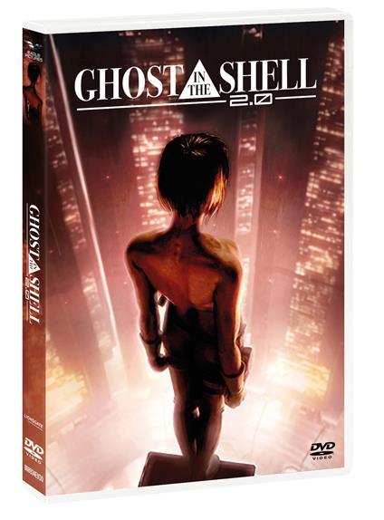 Ghost in the Shell 2.0 (DVD) di Mamoru Oshii - DVD